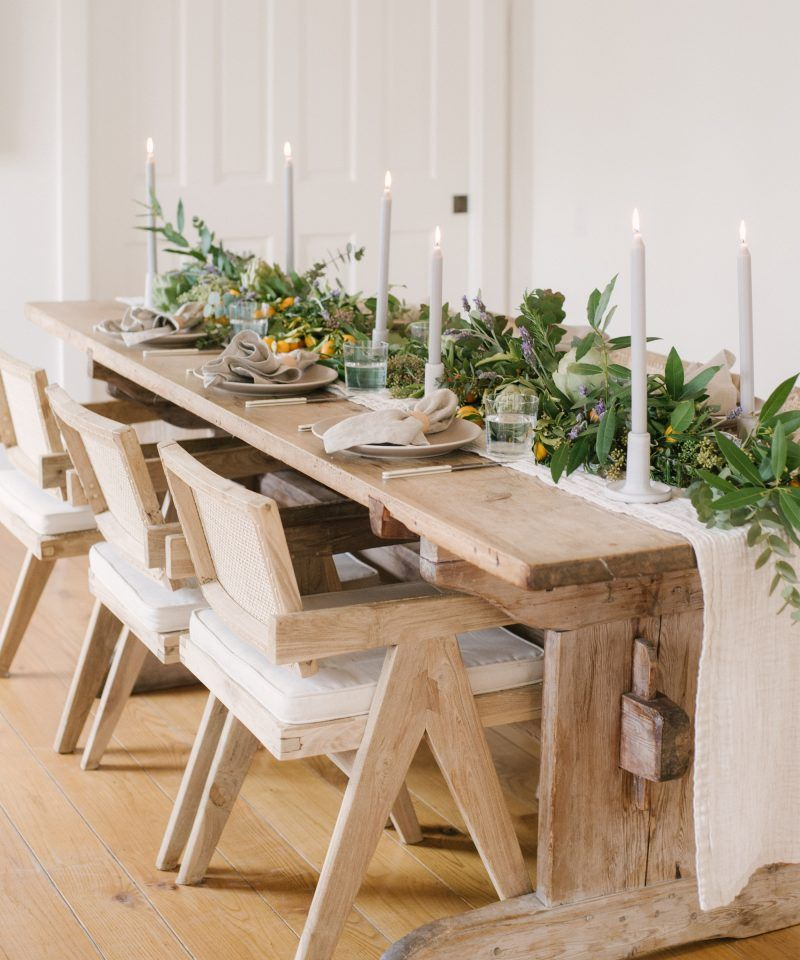 The Golden Rules of Entertaining Dining room decor, Fall