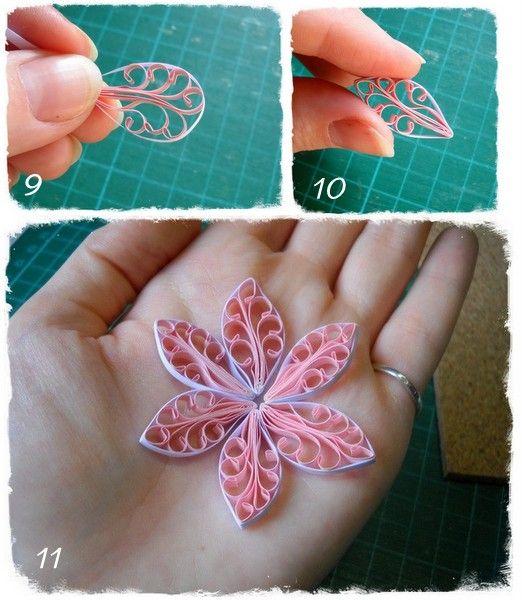 Witajcie Drogie Kolezanki Dzisiaj Chce Zaprezentowac Wam Kolejny Patent Na Quillingowy Kwiatu Quilling Techniques Quilling Patterns Paper Quilling Flowers