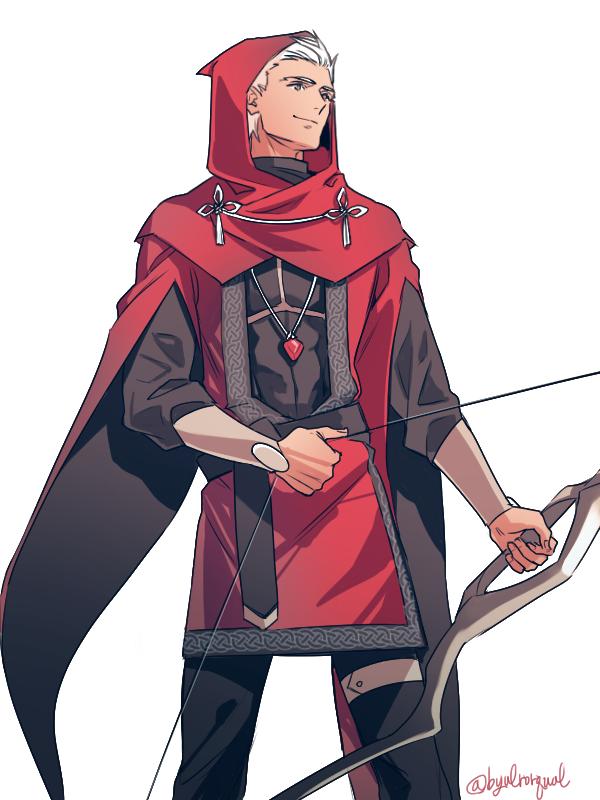 Archer【Fate/Stay Night】 Ilustração de mangás, Arte anime
