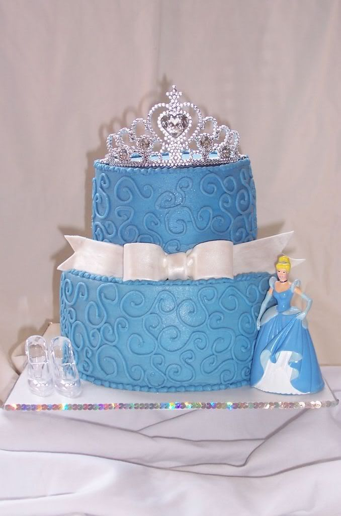 Birthday Cake Image Upload : Cinderella Cake Photo: This Photo was uploaded by ...