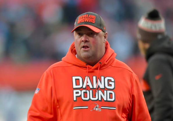 What the New Browns Assistant Coaches Inform Us About Head