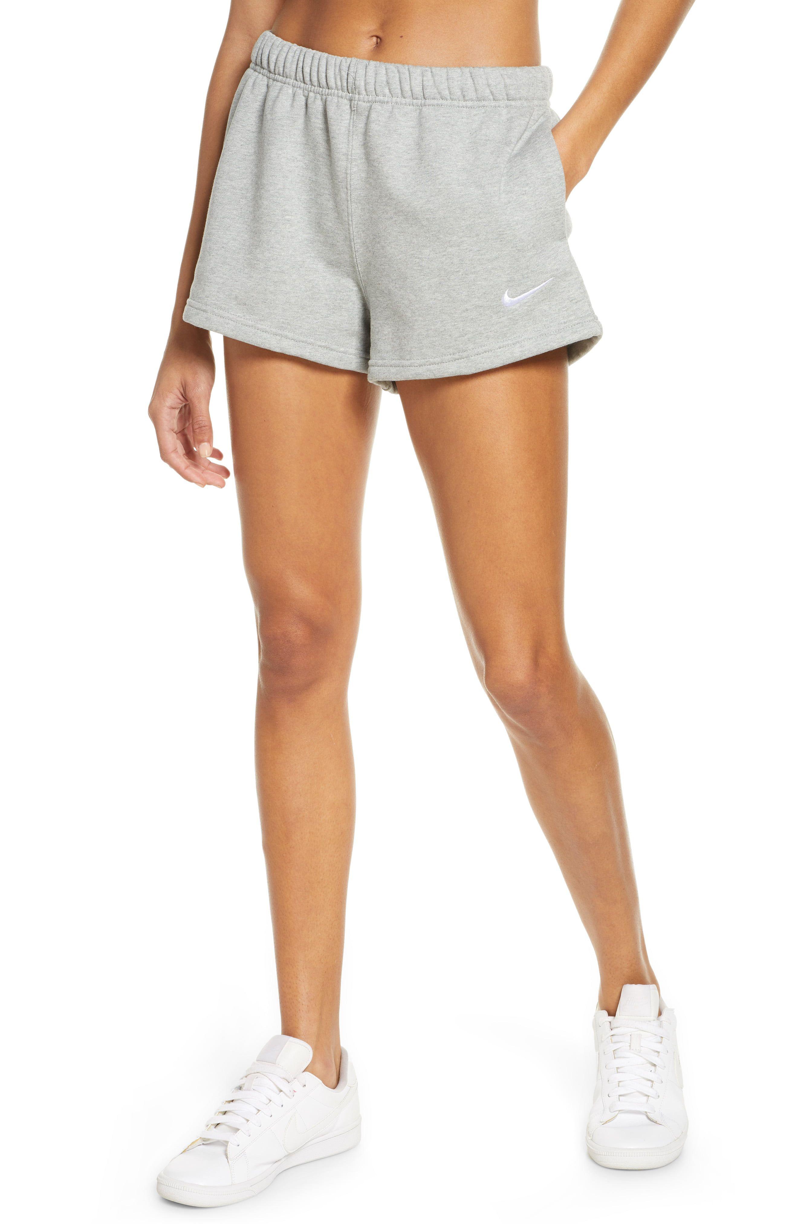 Nike NikeLab Collection Women's Fleece Shorts | Nordstrom in ...