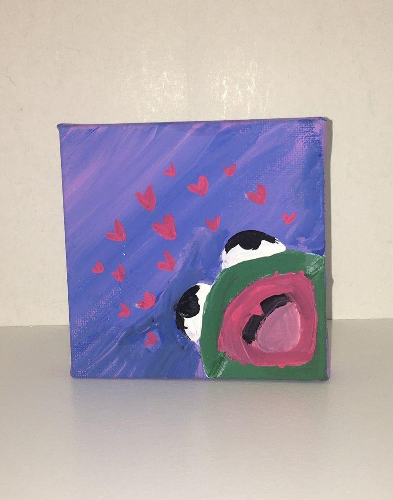Kermit Meme Painting : kermit, painting, Painting