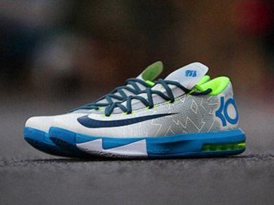 size 40 1e336 1d56a Nike KD 6 Home II