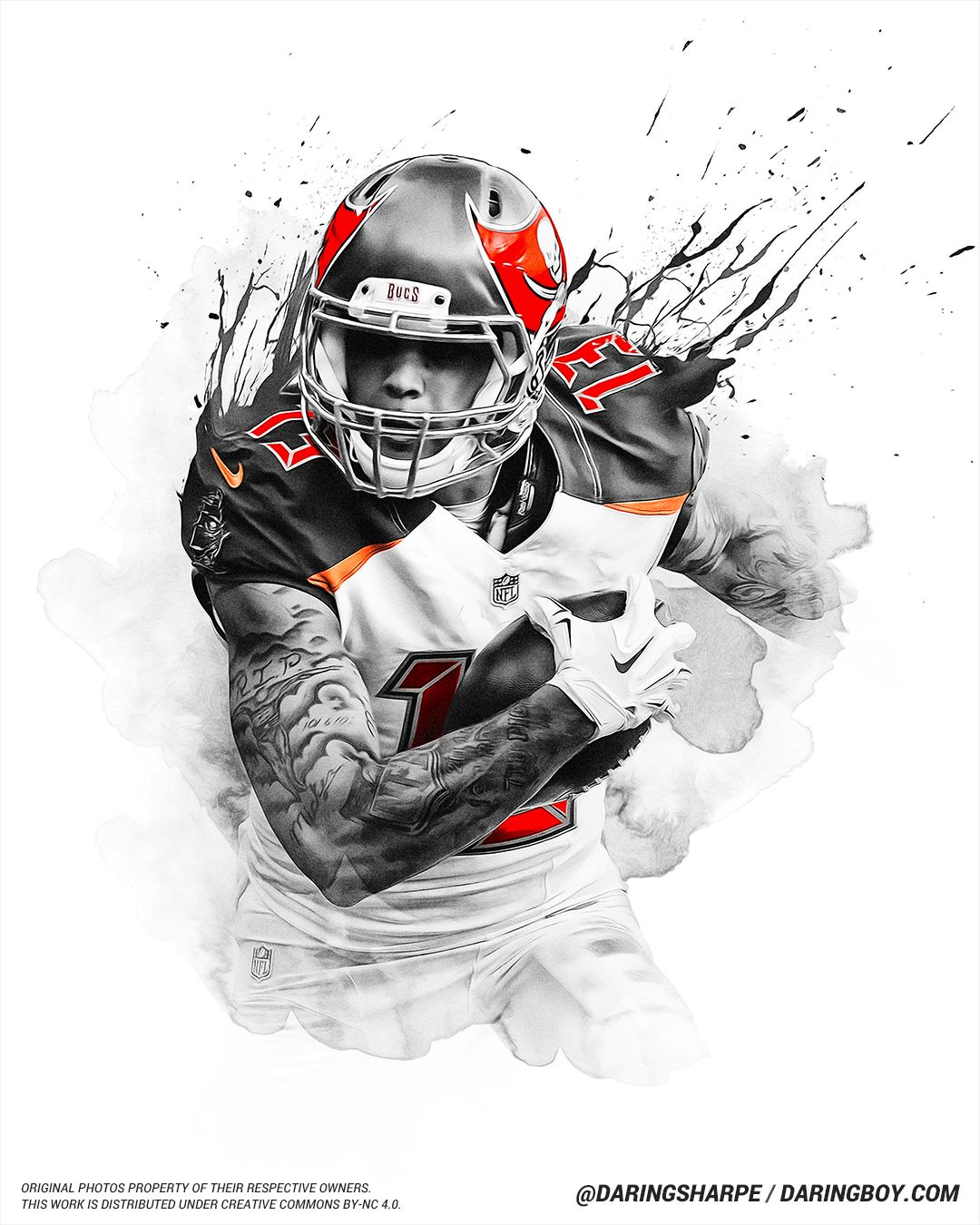 Mike Evans Tampa Bay Buccaneers Mike Evans Tampa Bay Buccaneers Buccaneers