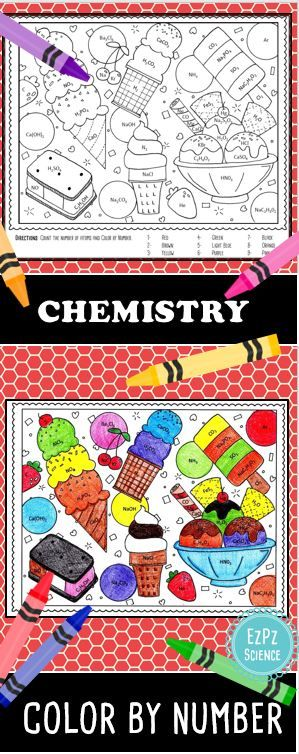 Counting atoms chemistry color by number ice cream smart boards counting atoms chemistry color by number ice cream urtaz Images
