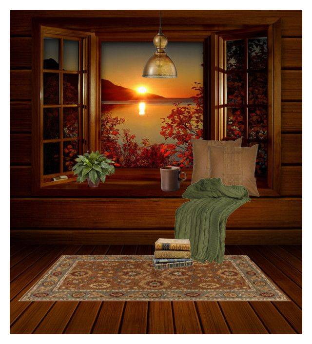 """""""Window Seat"""" by terry-tlc ❤ liked on Polyvore featuring interior, interiors, interior design, home, home decor, interior decorating, Kinto, Nearly Natural and Home Decorators Collection"""