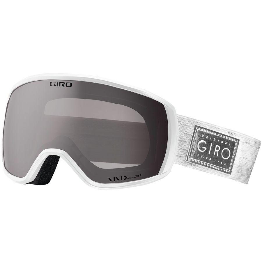 2862adbfaded Giro - Facet Goggle - Women s - White Silver Shimmer Vivid Onyx ...
