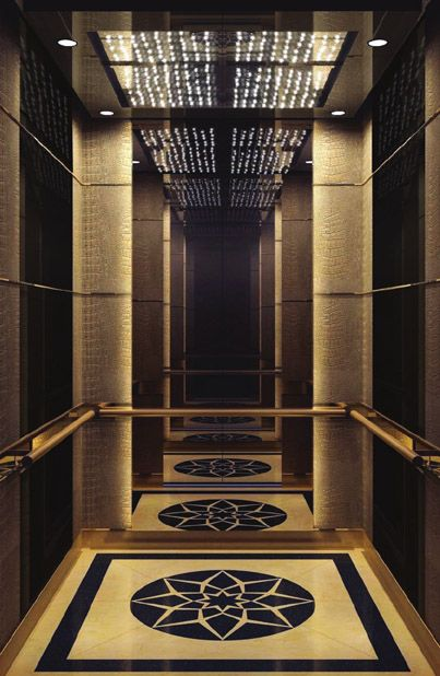 for Modern elevator design