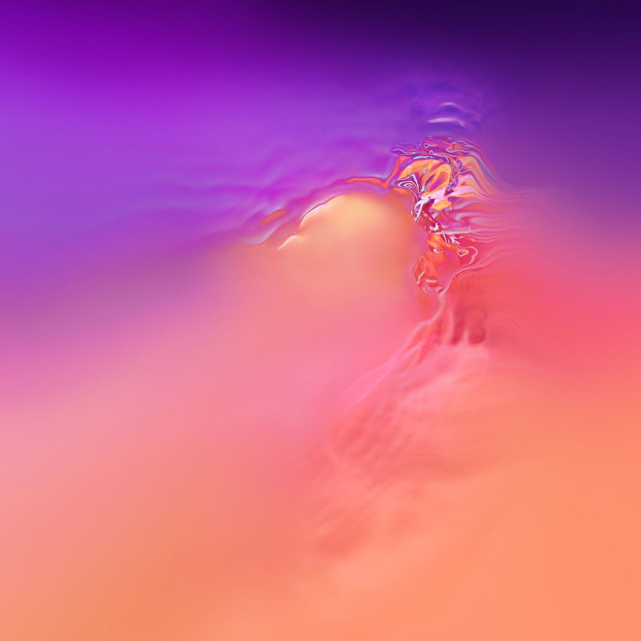 Flamingo Pink Galaxy S10 Wallpaper Achtergronden