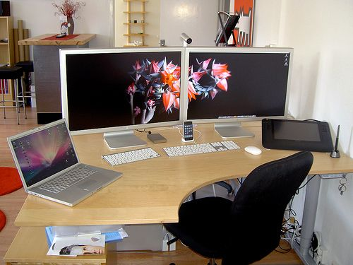 50 Amazing Home Office Workstation Setups Bluefaqs Home Office
