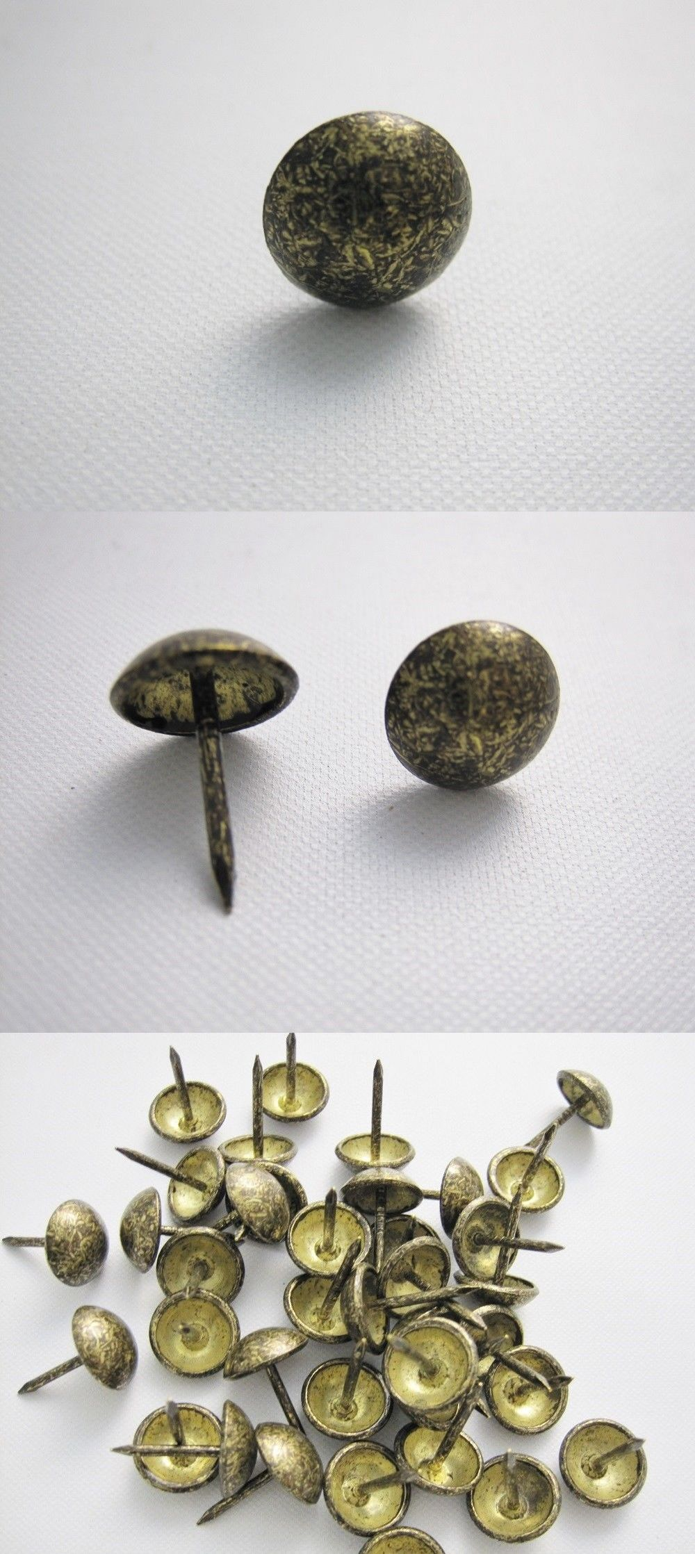 Upholstery Tools and Equipment 113355: 7 16 Old Gold Spotted ...