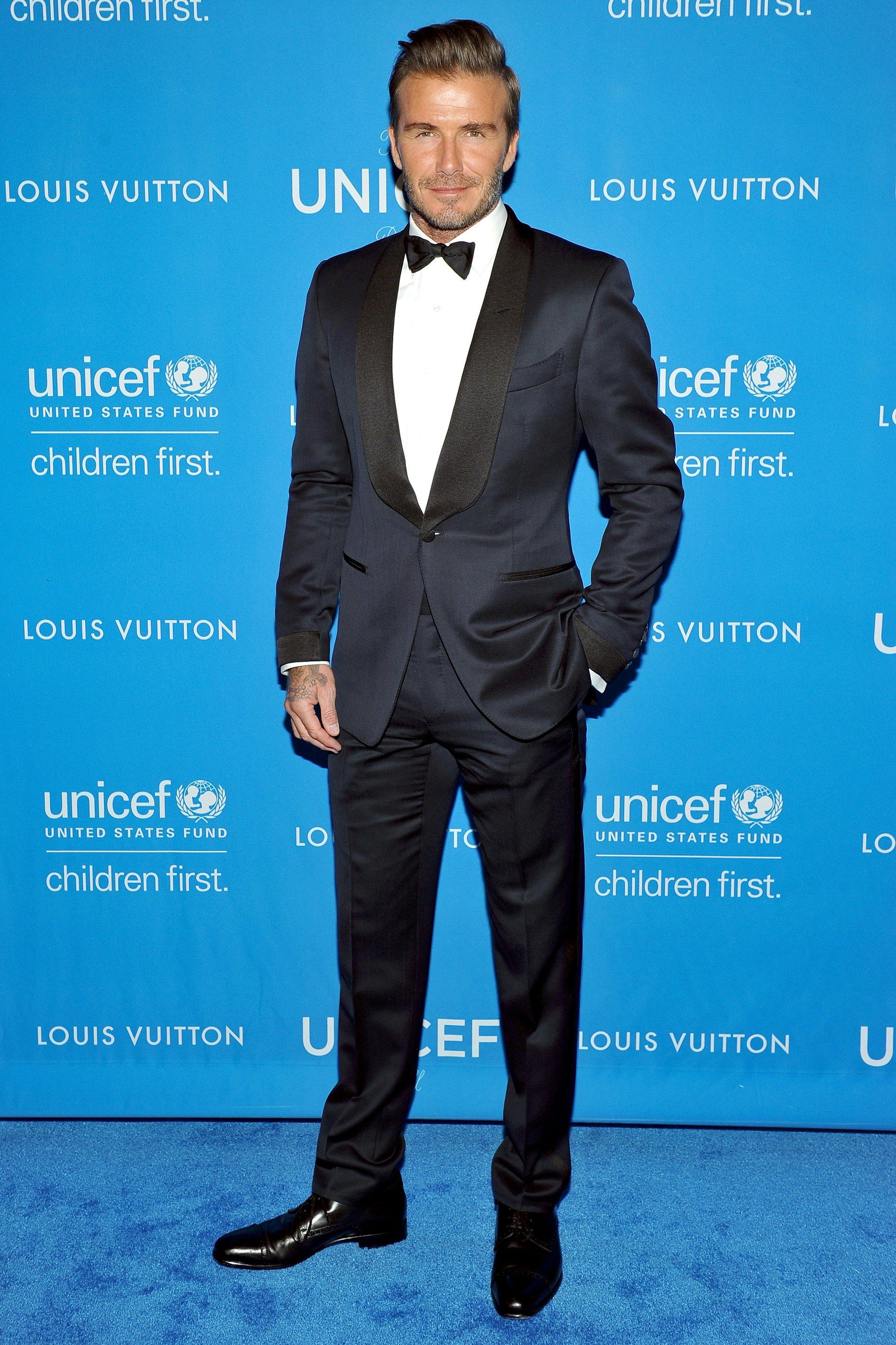 Every Time David Beckham Looked Great in 2016 | Pinterest | Beckham ...