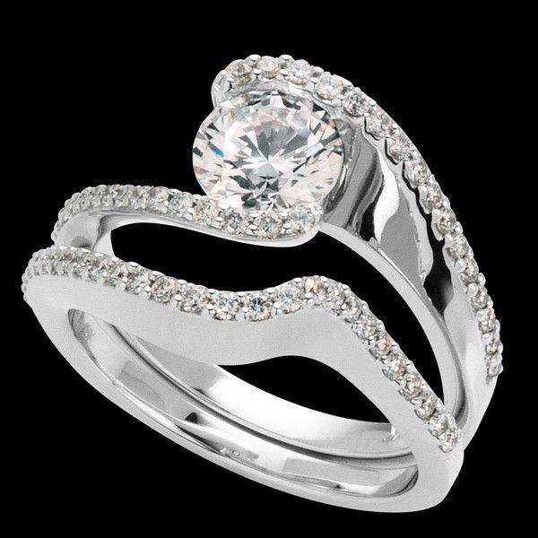 Aquarius Engagement Ring John Atencio Jewelry Pinterest