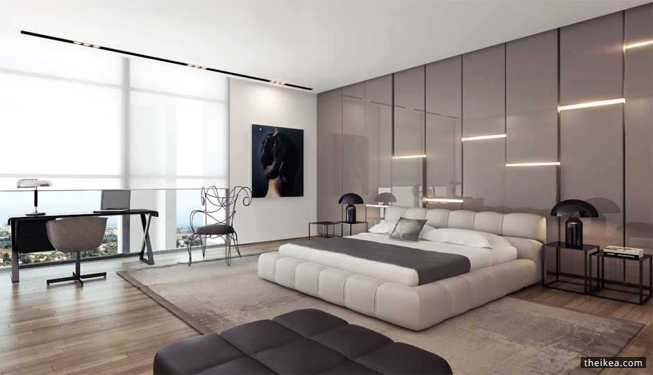 Amazing Bedroom Color Ideas With Charming Decoration - http://www.theikea.com/ikea-wall-decor-ideas/amazing-bedroom-color-ideas-with-charming-decoration.html