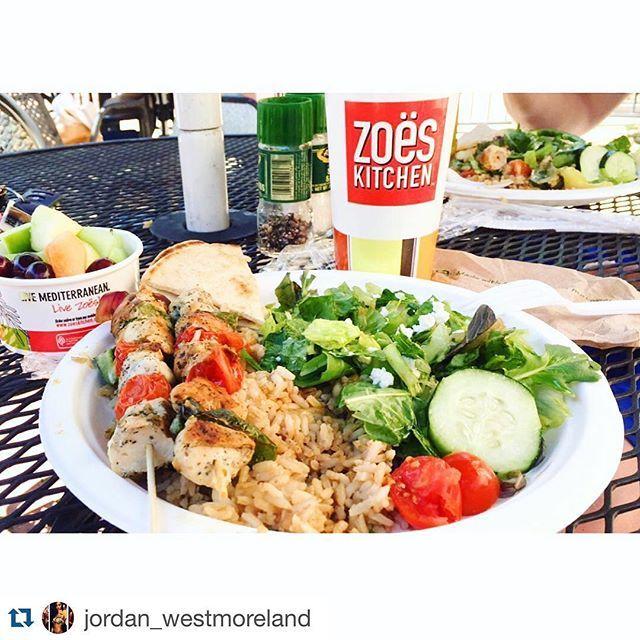 Zoes Kitchen - Mediterranean food in the Kentlands   Kentlands ...