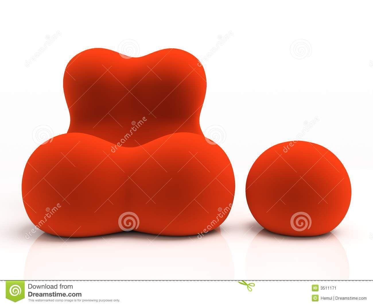 La Poltrona Rossa.Poltrona Rossa Design Super Moderno Arredamento