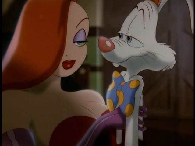 Cartoon Characters Jessica Rabbit : Jessica rabbit roger and