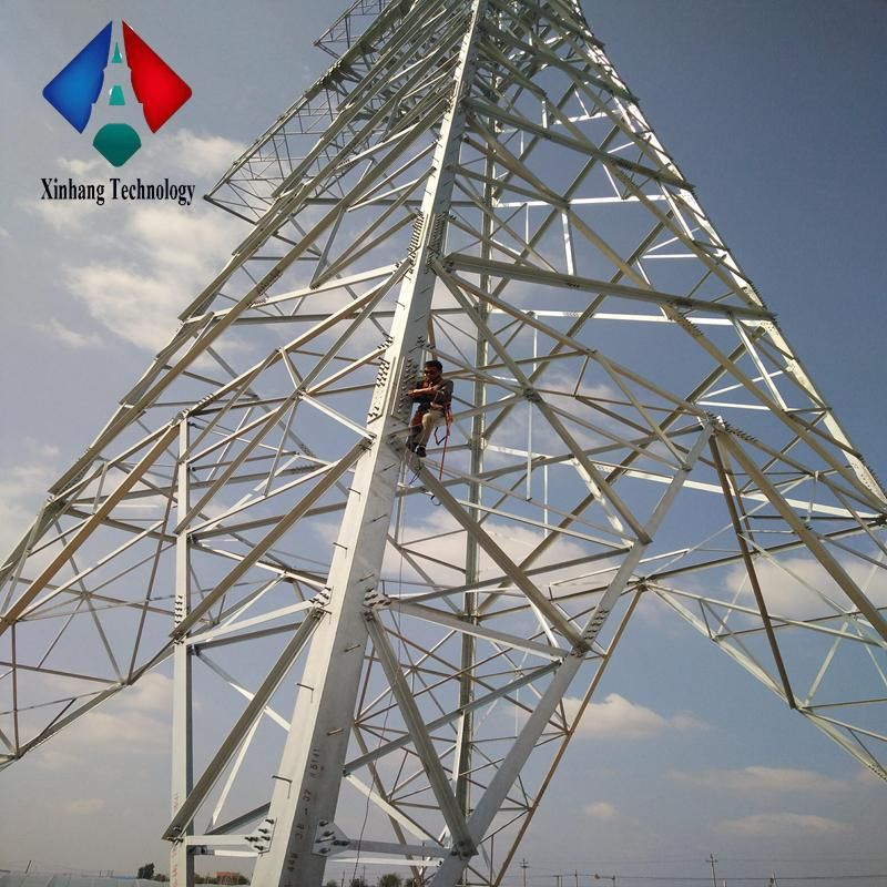 230kv Hot Dip Galvanized Distribution Angle Structural Steel