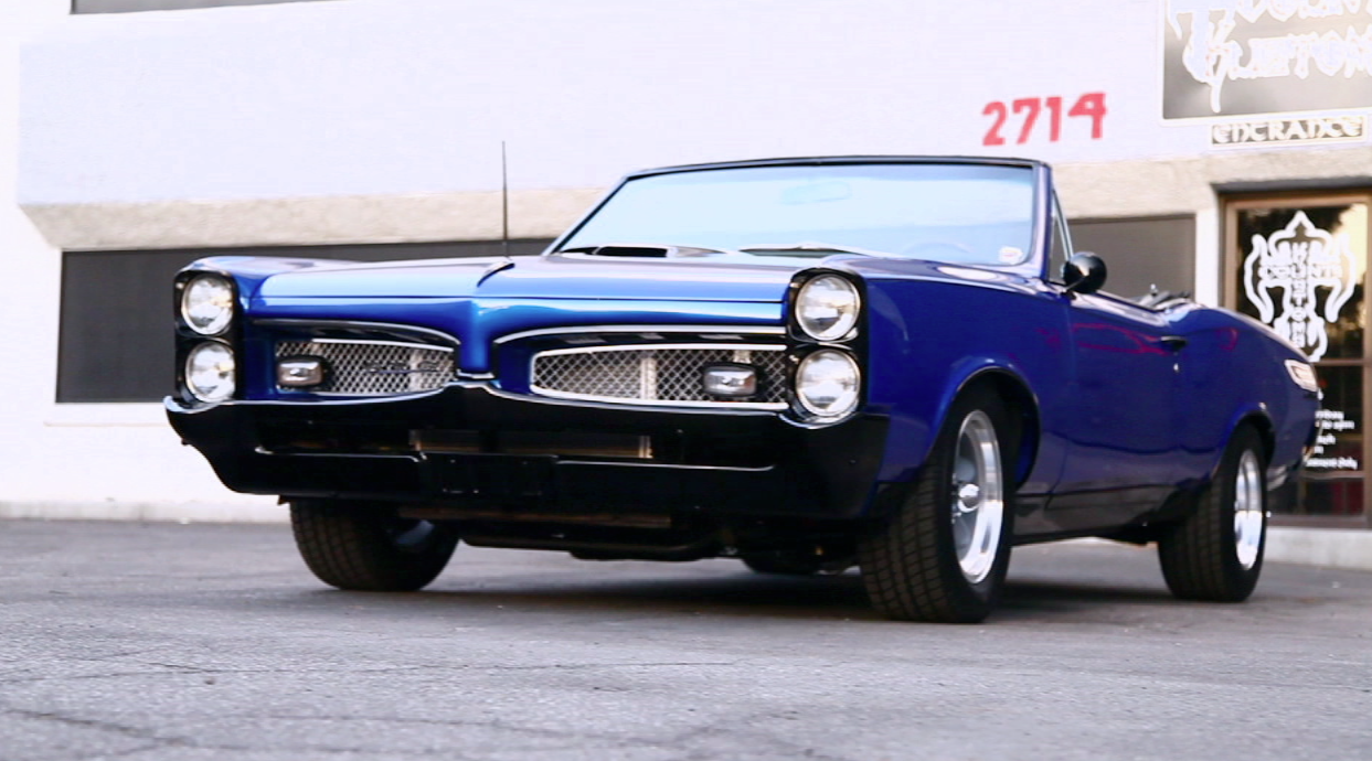 G T Whoa Pontiac Gto As Seen On The History Channel S