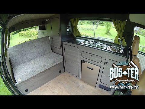 Bus Ter De Camper Conversions Vw Bus T3 Komplettausbau Youtube