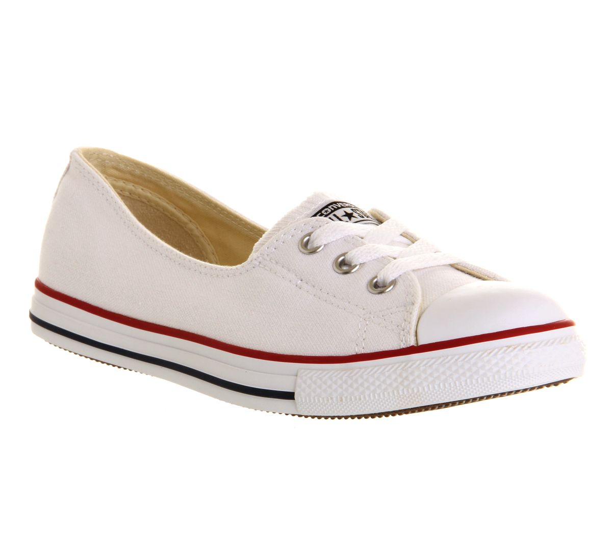 Converse Dance Lace Optical White - Office Girl