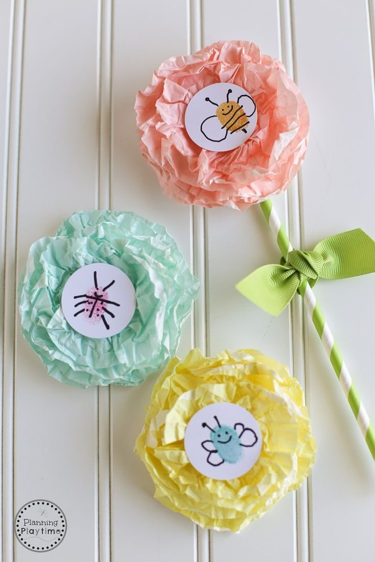 Mothers day craft for kids cupcake liner flowers cupcake adorable mothers day craft for kids cupcake liner flowers jeuxipadfo Gallery