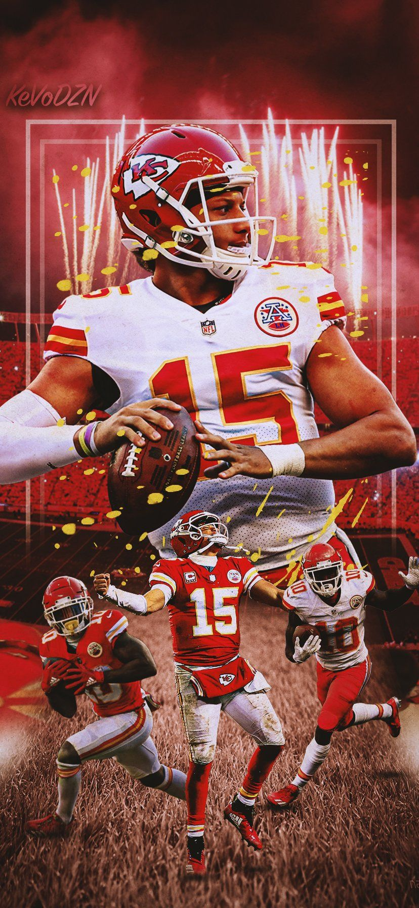 Chiefs Mvp Nfl In 2020 Kansas City Chiefs Football Chiefs Football Kc Chiefs Football