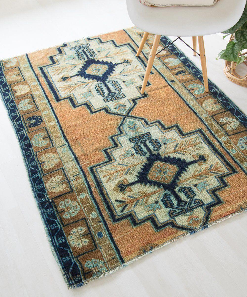 indigo vintage turkish rug sister golden boho rug bohemian rug mid century modern rug rug on boho chic kitchen rugs id=55025