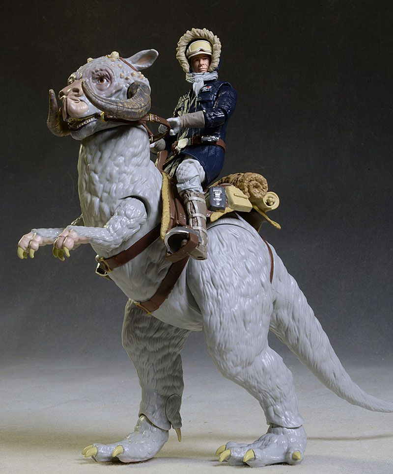 Hasbro Star Wars The Black Series Han Solo et Tauntaun Action Figure