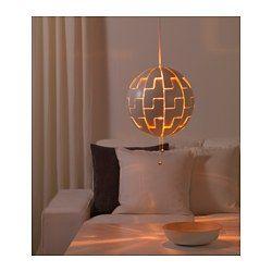 PS 2014 Hanglamp wit, koperkleur 35 cm   Ikea, Ikea ps