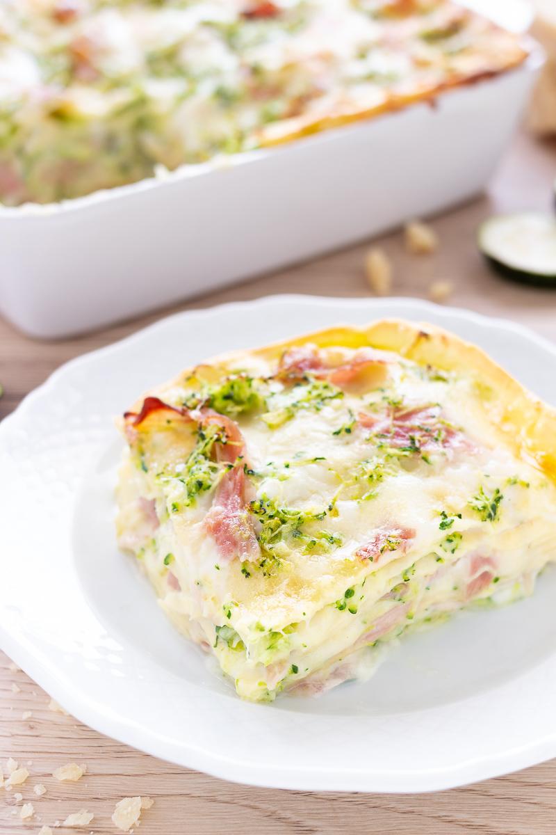 Ricette Lasagne Bianche