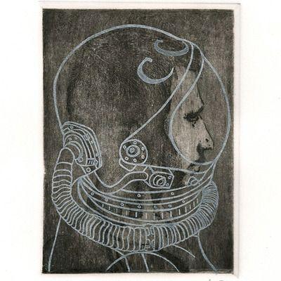 Cosmonaut | Print