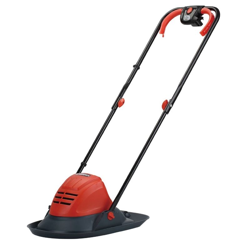 Sovereign 900w Electric Hover Lawn Mower 29cm Landscape Bark Lawn Mower Mower