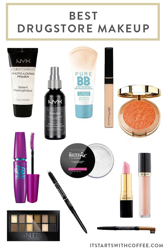 Best Drugstore Makeup It Starts With Coffee Blog By Neely Moldovan Lifestyle Beauty Parenting Fitness Travel Best Drugstore Makeup Drugstore Makeup Beauty Products Drugstore