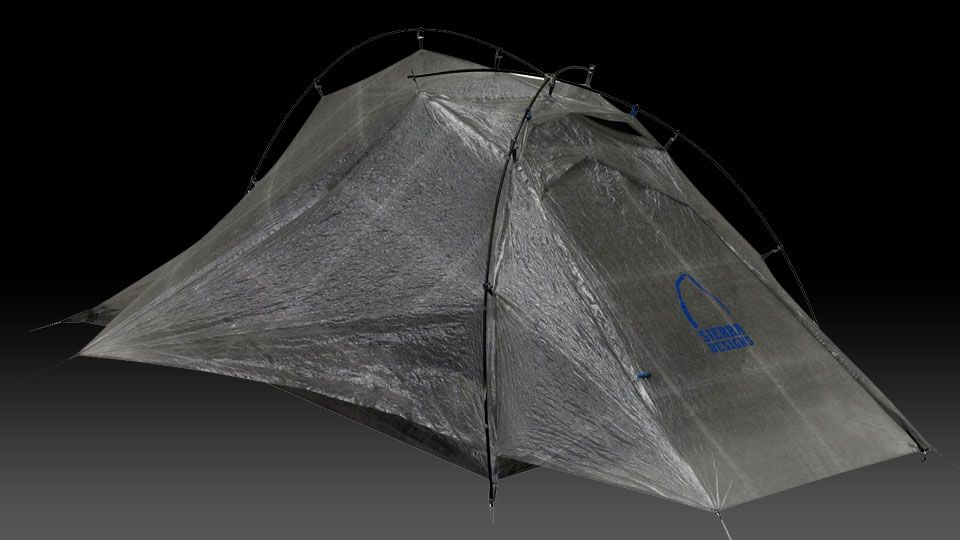 Mojo UFO Cuben Fiber Tent & Mojo UFO Cuben Fiber Tent | UFO Tents and SHTF