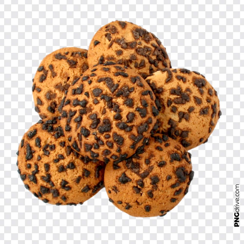 Pin By Png Drive On Biscuts Cookies Png Images Chocolate Chip Cookies Butter Cookies Yummy Biscuits