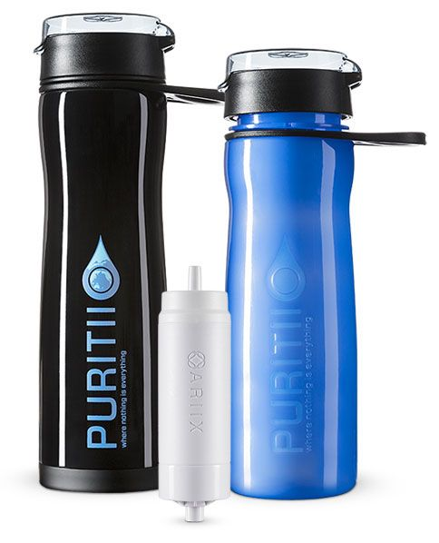 """b8e3862050 Drink Portable Clean Water Anywhere in the World with the PURITII Water  Filter & Bottle by ARIIX! To purchase Puritii Products at 30% Off click on  the """"Buy ..."""