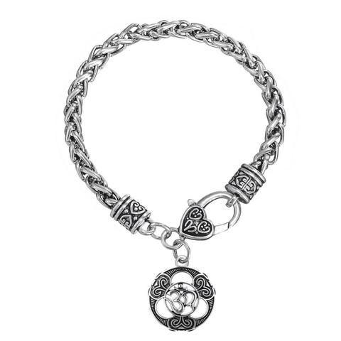 Om Yogi Talisman Bracelet