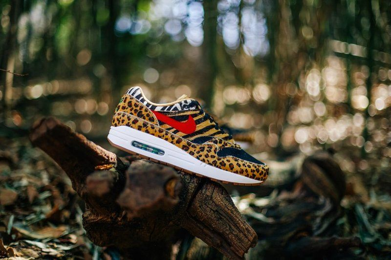 "Atmos x Nike Air Max 1 ""Animal Pack 2.0"" Restocked 