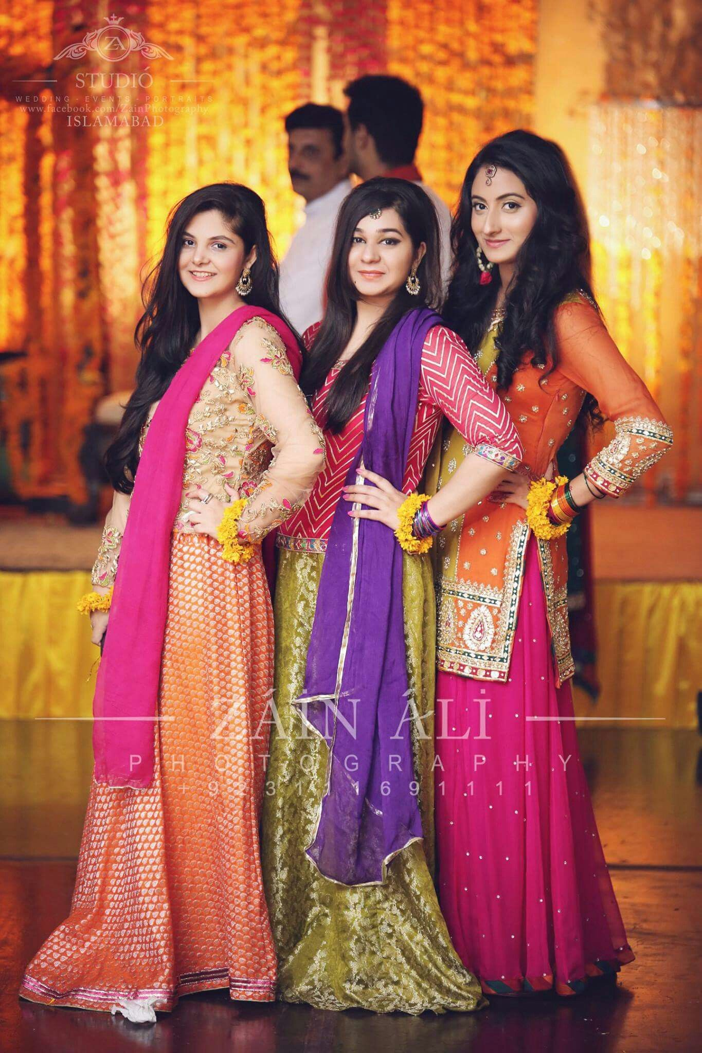 Dress for mehndi ceremony images