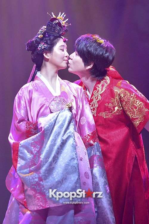 Kyuhyun drama musical with seohyun dating
