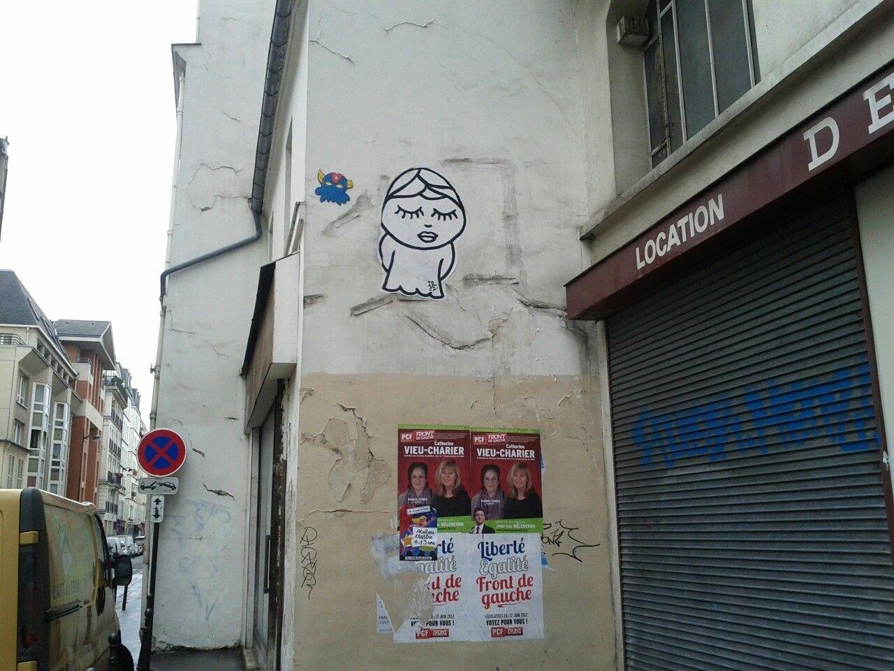 Gzup, Jb, Streetart, Urbacolors