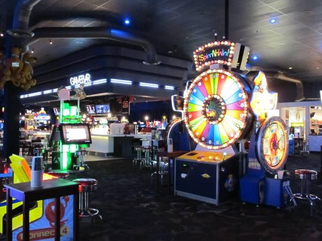 A New Dave And Busters Dave Busters Dave And Busters Party Activity Games For Kids