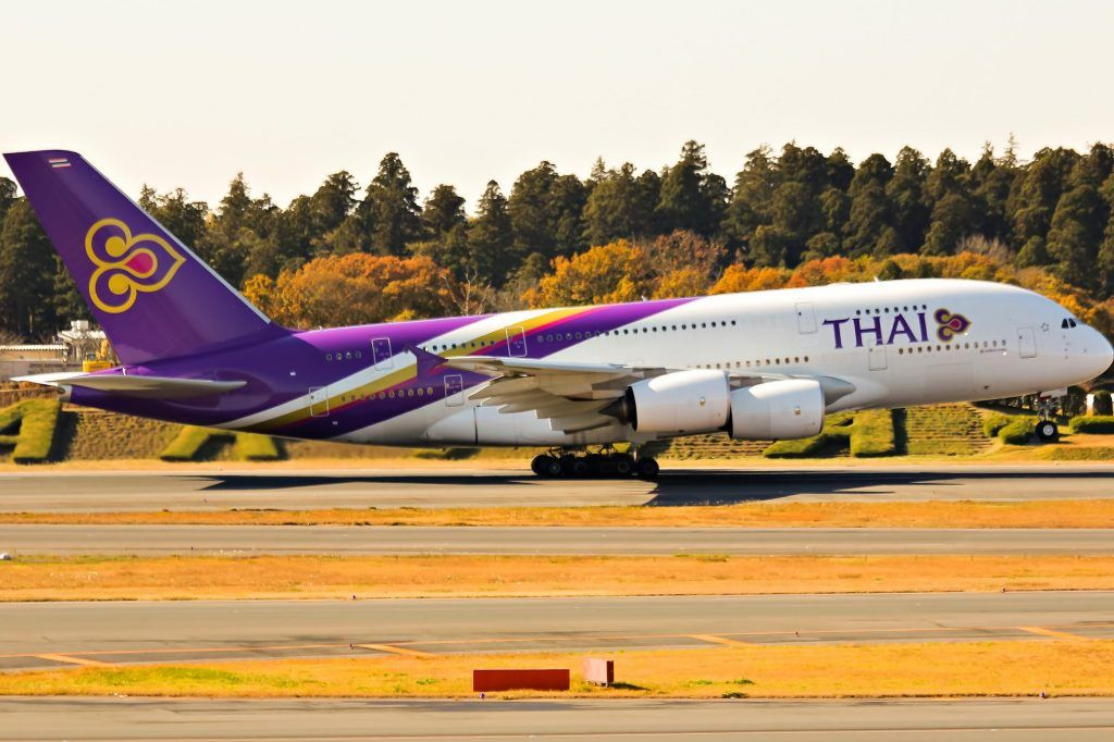 Thailand Aviation Industry Gets Thumbs Up After ThreeYear