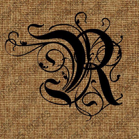 Letter R Tattoo - Google Zoeken