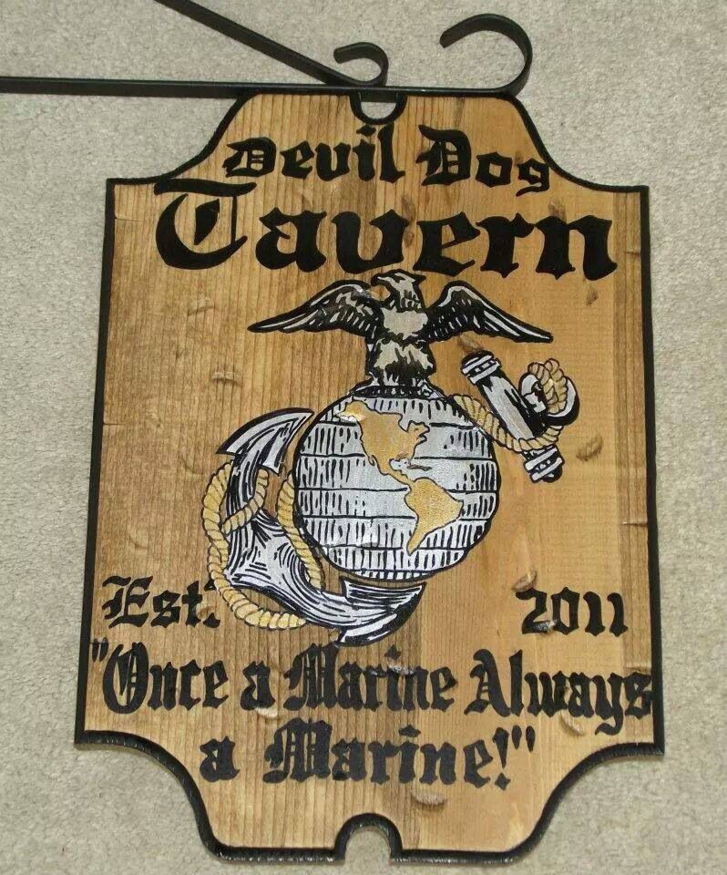 Usmc Man Cave Ideas : Tun tavern usmc pinterest semper fi and marine