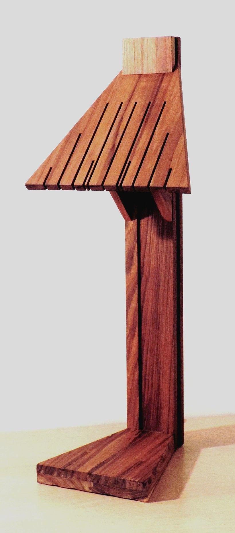 lampe abani par woodlamp design devenir architecte m tier artistique et designer fran ais. Black Bedroom Furniture Sets. Home Design Ideas