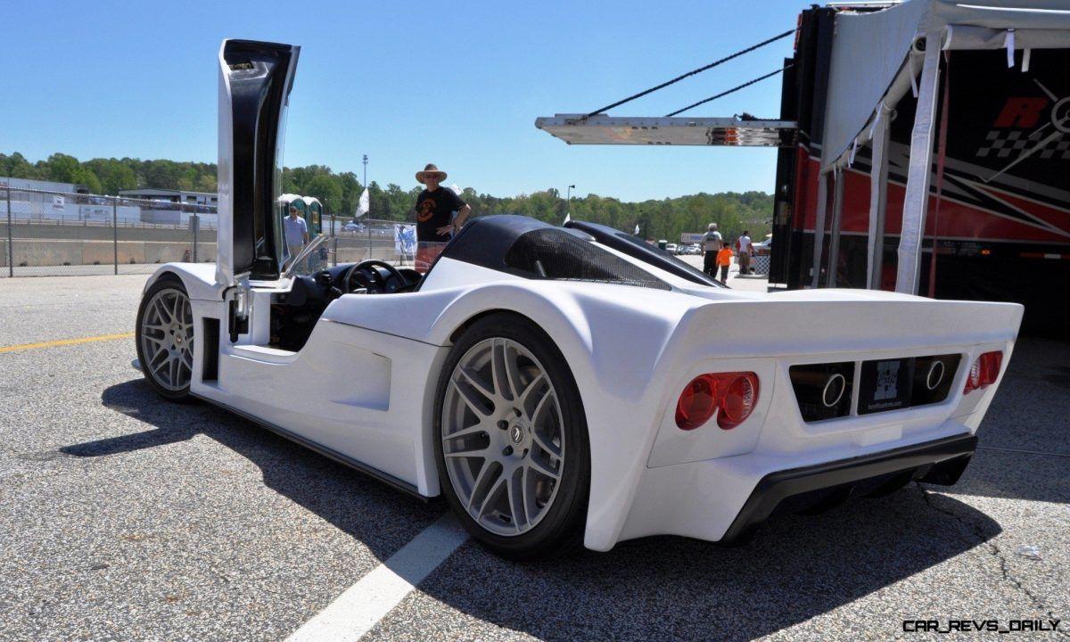 2014 Superlite SLC Le Mans Spyder