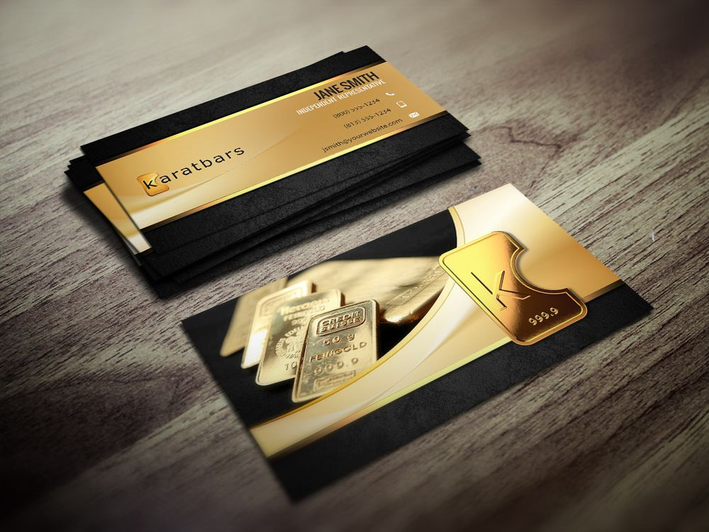 Karatbars Business Cards Free Shipping Business Cards Karatbars Free Business Cards
